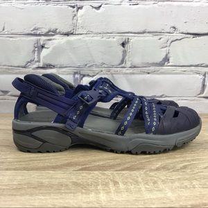 Ahnu Lagunitas Waterproof Hiking Sandals
